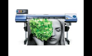 Imprimante grand format et découpeuse VS-540i