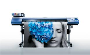 Imprimante grand format et découpeuse VS-640i